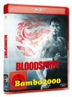 *BLOODSPORT *UNCUT* DEUTSCH *BLU-RAY* NEU/OVP