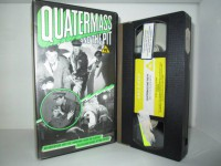 VHS - Quatermass and the Pit - BBC Video