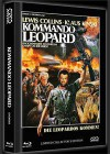 KOMMANDO LEOPARD (DVD+Blu-Ray) - Mediabook - Uncut NEU/OVP