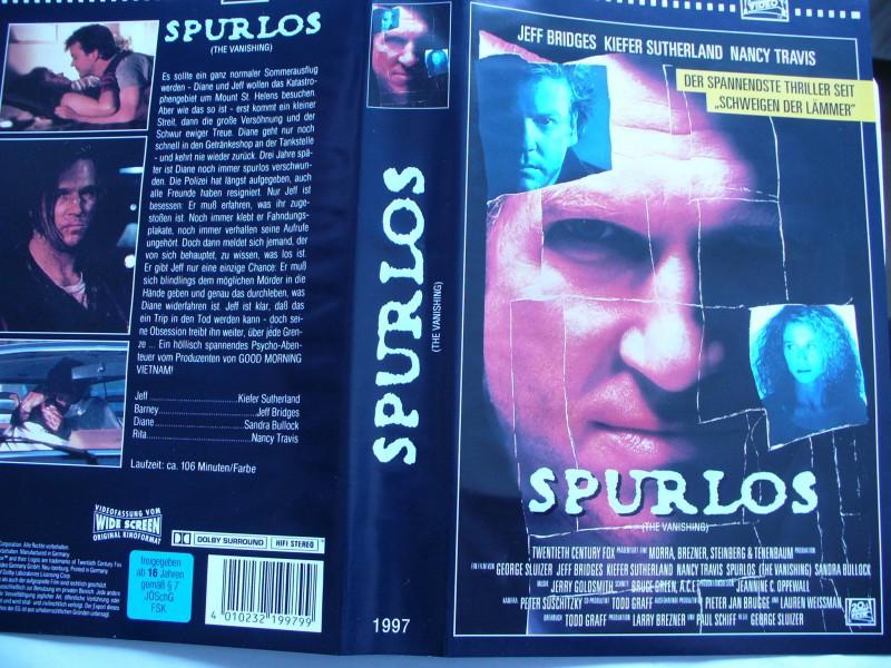 Spurlos ... Jeff Bridges, Kiefer Sutherland, Nancy Travis