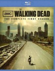 THE WALKING DEAD Season 1 US Blu Ray 2-Disc UNCUT