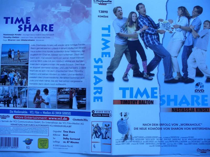 Time Share ... Timothy Dalton, Nastassja Kinski