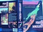 John Carpenter -  Die F�rsten der Dunkelheit    Horror - VHS