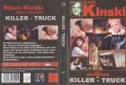 DVD KILLER TRUCK / KLAUS KINSKI FSK 18