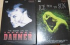 2x Dragon DVD Ice from the sun Secret life of Jeffrey Dahmer