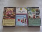 3 Musikkassetten