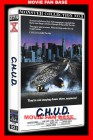 C.H.U.D. PANIK IN MANHATTAN X-RATED HARTBOX ORIGINAL COVER A