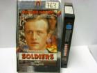 A 199 ) Soldiers mit Rutger Hauer Ein Film Von Paul Verhoeve