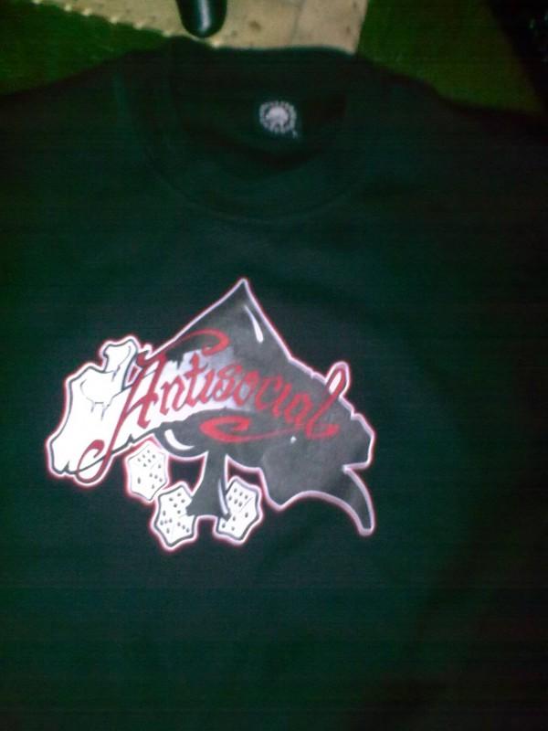 Antisozial sweatshirt (original subcultural gangs)