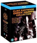 Dirty Harry 1-5 Box [Blu-ray] (deutsch/uncut) NEU+OVP