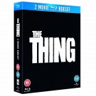 The Thing -Box (1982+2011) [Blu-ray] (deutsch/uncut) NEU+OVP