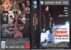DEADLY REVENGE - Steven Seagal - VHS Rarität ERSTAUFLAGE