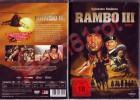 Rambo III - Rambo 3 - Uncut / DVD NEU OVP S. Stallone