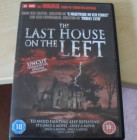 The Last house on the left - In2Films - Uncut DVD Wes Craven