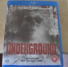 Underground - Tödliche Bestien / Blu Ray RAR