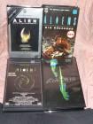 Alien Teile 1 - 4   RARITÄT