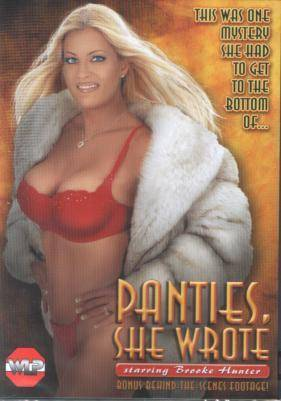 Wildlife Productions, Panties, she wrote