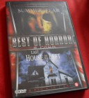 Last house on the left + Summer of fear uncut DVDs