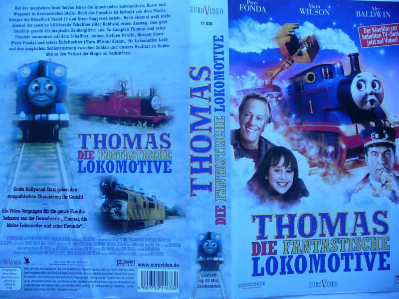 Thomas die Fantastische Lokomotive ... Peter Fonda