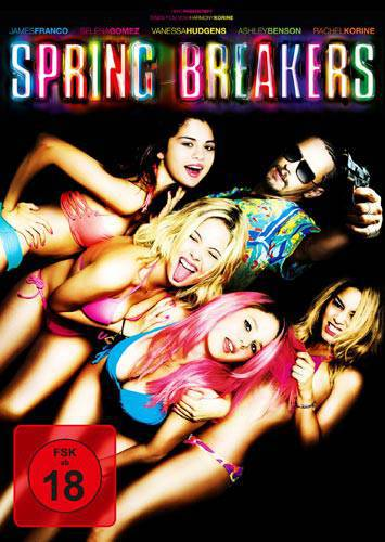 Spring Breakers - NEU - OVP