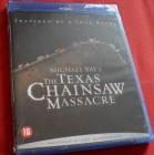Michael Bay's The Texas Chainsaw Massacre Blu Ray UNCUT