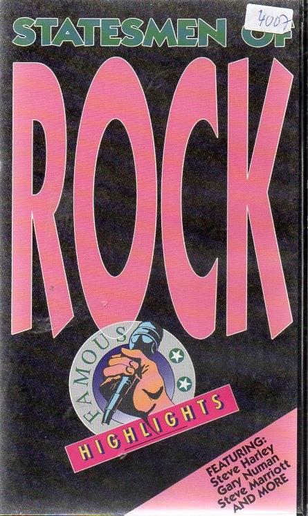 Statesmen Of Rock (4007)