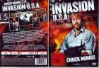 Invasion U.S.A. - USA - DVD NEU OVP uncut Chuck Norris
