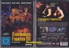 *AMERICAN FIGHTER 3 (III) *UNCUT* DEUTSCH *NEU/OVP*