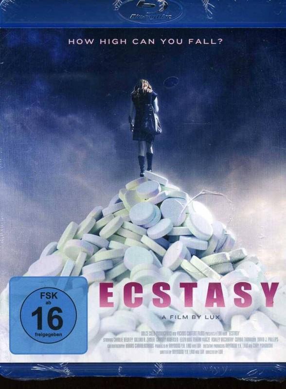 Ecstasy - OVP - Blu Ray