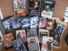 VHS Videosammlung 18 x Action, SF, Comedy, Thriller & Drama