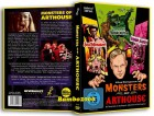 *MONSTERS OF ARTHOUSE *UNCUT* DEUTSCH *LIM. EDITION* NEU/OVP