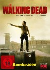 *THE WALKING DEAD  - STAFFEL 3 *UNCUT* DEUTSCH *NEU/OVP*