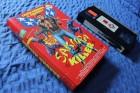 SAKURA KILLERS - Ninjas Contra USA / UFA VHS / Chuck Connors