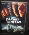 Planet der Affen  DVD Remake 2001  Tim Burton