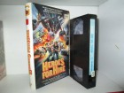 VHS - Heroes for HIRE  - Bruce Baron - Robert Mason