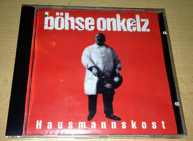 BÖHSE ONKELZ - HAUSMANNSKOST - CD - Auf gut Deutsch kaufen