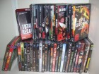 Horror,Thriller,Action DVD Paket 41 Stk. mit Liste teils neu