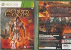 Xbox 360 - The Cursed Crusade(00515565, NEU)