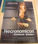 NECRONOMICON -EA ORIGINALKINOPLAKAT A1 - MINT ZUSTANDT