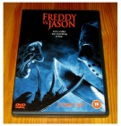 DVD FREDDY VS. JASON - 2 DISC EDITION - ENGLISCH - UK
