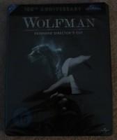 Wolfman - Extended Director's Cut - Steelbook Neu & OVP