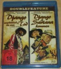 DJANGO DOUBLEFEATURE-BOX Vol.1  BLU-RAY
