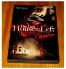 DVD THE LAST HOUSE ON THE LEFT - UNRATED - ENGLISCH - US
