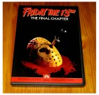 DVD FRIDAY THE 13th - THE FINAL CHAPTER - ENGLISCH - US