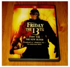 DVD FRIDAY THE 13th - PART VII - ENGLISCH - US