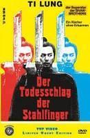 TVP: DER TODESSCHLAG DER STAHLFINGER - Limited 150 gr. HB