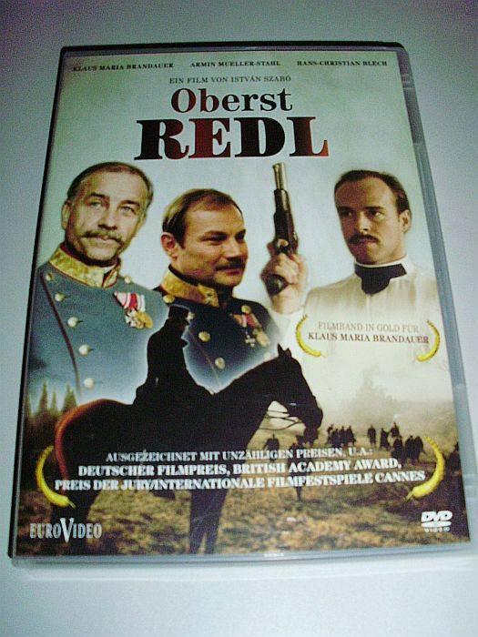 Oberst Redl +++KLASSIKER+++ Rarität KLAUS-MARIA BRANDAUER !