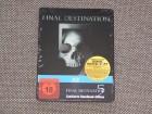 Final Destination 5 - Steelbook Edition Blu-ray NEU