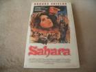 VHS - Sahara - Brooke Shields - VMP