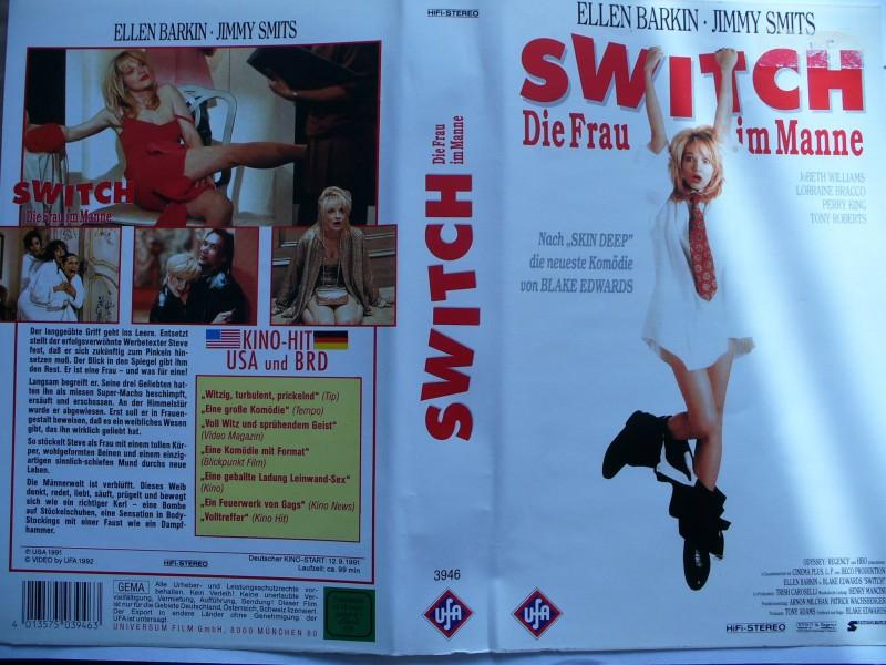 Switch - Die Frau im Manne ... Ellen Barkin, Jimmy Smits